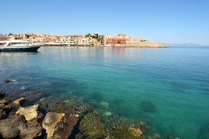Chania Harbor Greece 300x200 - Kreta